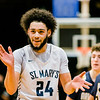 2 29 20 Arlington Catholic at St Marys boys basketball 13
