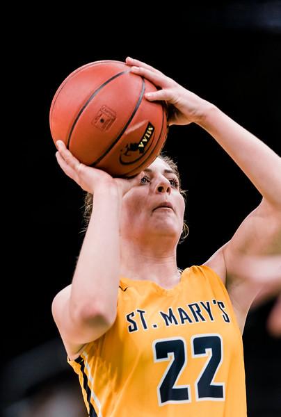 3 11 20 St Marys girls basketball semifinals 30