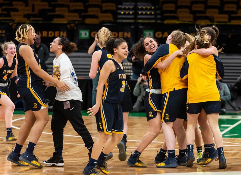 3 13 19 Williams at St Marys girls basketball 12