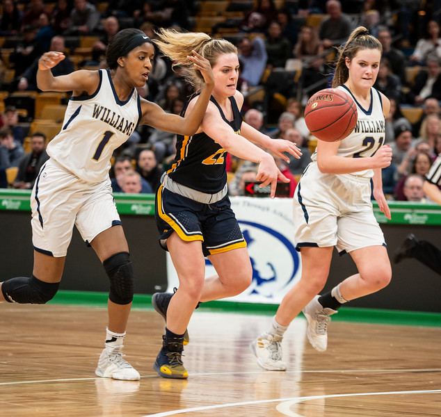 3 13 19 Williams at St Marys girls basketball 19