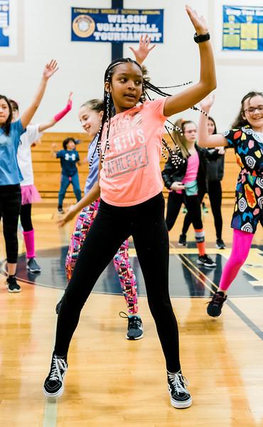 3 10 20 Lynnfield Middle School dance class7