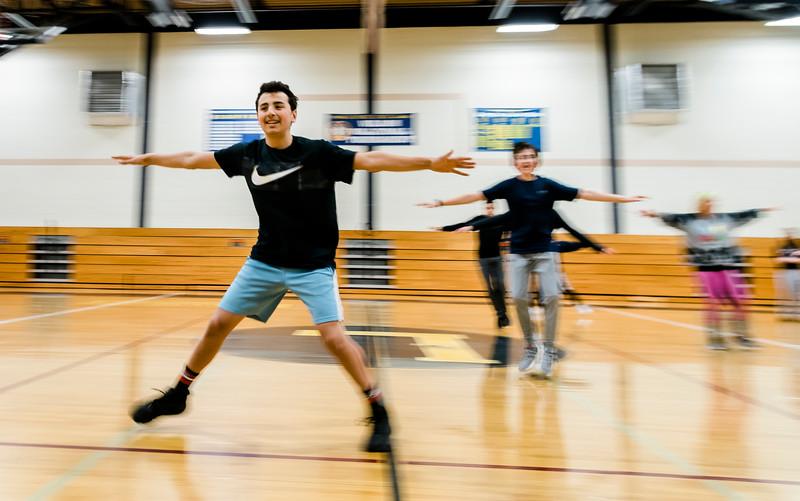 3 10 20 Lynnfield Middle School dance class8