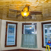 New Ceiling in the Front Room