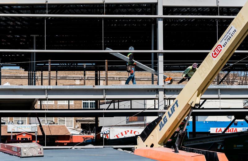 3 18 20 Lynn YMCA construction