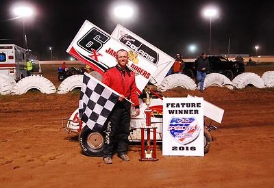 #6x Chris Meyer 600 Feature Winner