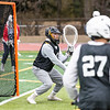 3 21 19 Peabody Bishop Fenwick boys LAX practice