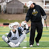 3 21 19 Peabody Bishop Fenwick boys LAX practice 5