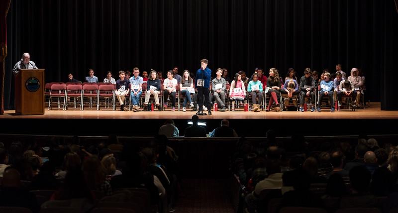 3 23 18 Spelling Bee contest 16