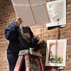 3 27 18 Classical students hang art 6