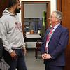 Lynn032619-Owen-Msyor meets with LEHS basketball team03