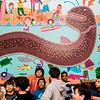 3 4 20 Lynn Brickett School mural