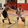 Sports. Boys Basketball St. Marys vs Hamilton Wenham 4