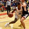 Sports. Boys Basketball St. Marys vs Hamilton Wenham 8