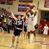 Sports. Boys Basketball St. Marys vs Hamilton Wenham 10