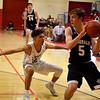 Sports. Boys Basketball St. Marys vs Hamilton Wenham 7