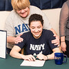 3 6 18 Sarah Sirois commits to Navy 2