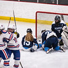 3 7 19 Peabody at Tewksbury girls hockey 6