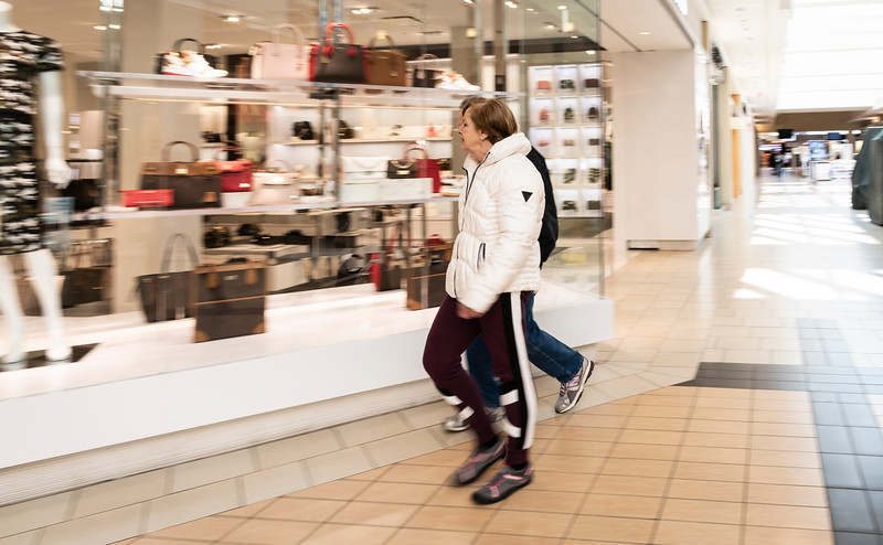 3 8 19 Peabody mall walkers 1