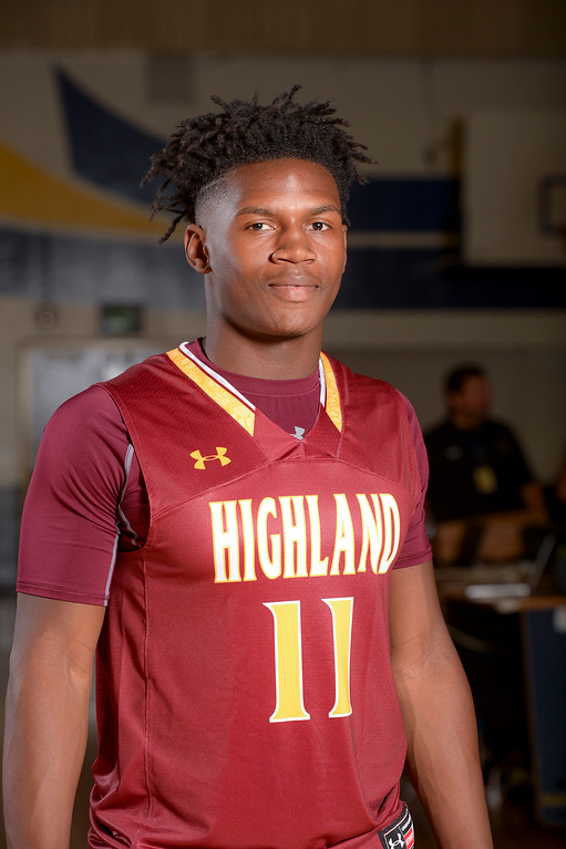 . Deshay Gipson, Highland (Palmdale).  (Photo by David Crane, Los Angeles Daily News/SCNG)