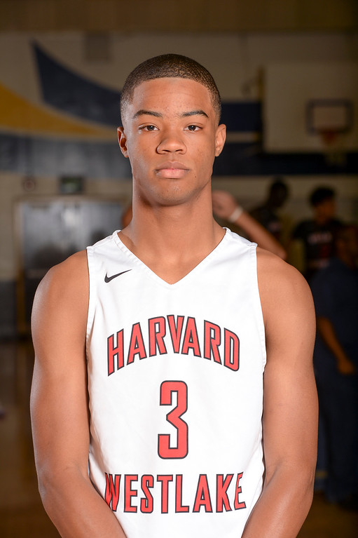 . Cassius Stanley, Harvard-Westlake.  (Photo by David Crane, Los Angeles Daily News/SCNG)
