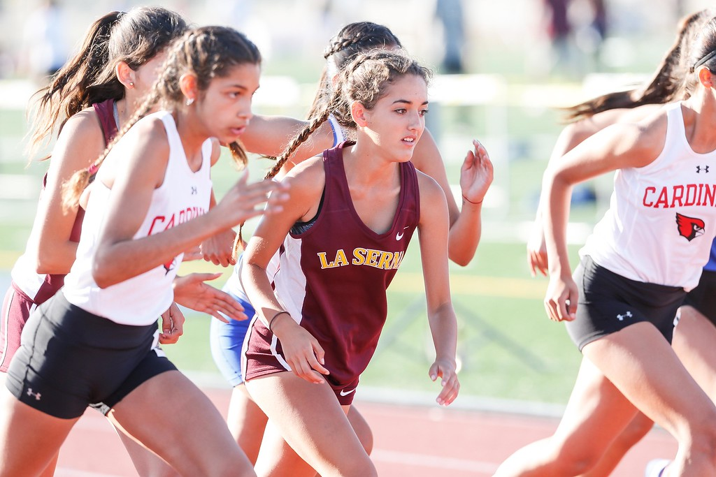 . Track and Field action at the Del Rio League Track Finals Thursday May 4, 2017 at Cal High. (Correspondent photo by Chris Burt/Sports: To purchase these pictures contact the photographer directly clburt@verizon.net )