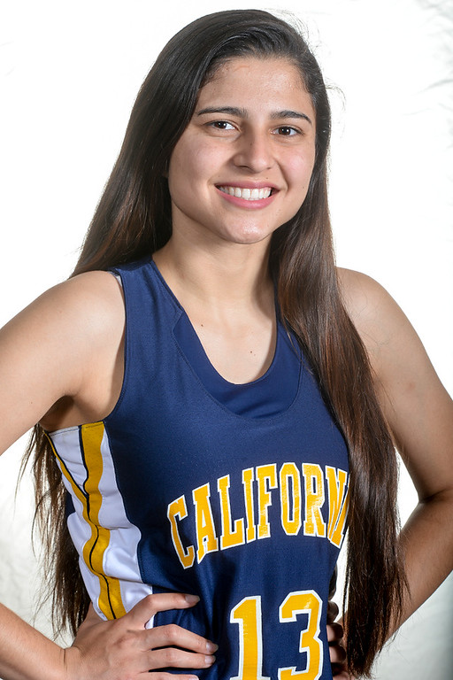 . Paris Rivera from California High School was selected to the Whittier Daily News All Area Girls Basketball Team on Thursday April 6, 2017. (Photo by Keith Durflinger/Whittier Daily News/SCNG)