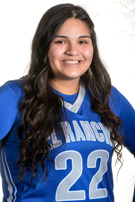 . Amy Navarro from El Rancho High School was selected to the Whittier Daily News All Area Girls Basketball Team on Thursday April 6, 2017. (Photo by Keith Durflinger/Whittier Daily News/SCNG)