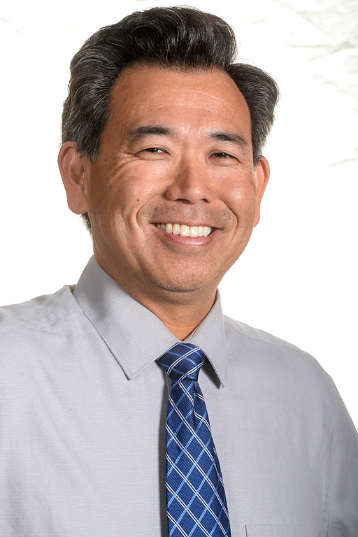 . Randy Shigezane from El Rancho High School was selected as the Whittier Daily News All Area Girls Basketball Coach of the Year on Thursday April 6, 2017. (Photo by Keith Durflinger/Whittier Daily News/SCNG)