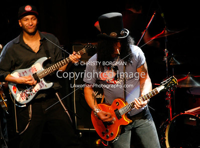 Tom Morello and Slash