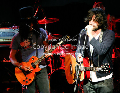 Slash and Pete Yorn