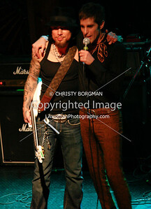 Dave Navarro and Perry Farrell