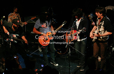 Tom Morello, Slash, Pete Yorn and Steve Vai
