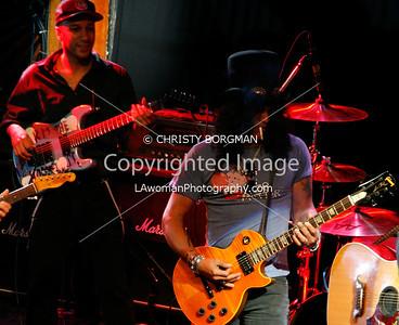 Tom Morello and Slash