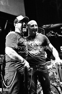 Jason Bonham and Kenny Aronoff