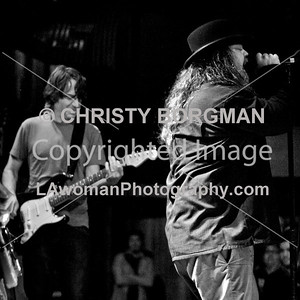 Shawn Smith and Stone Gossard