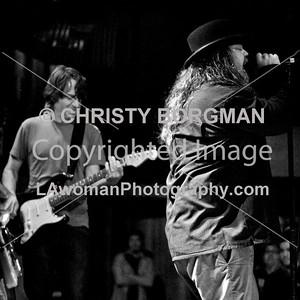 Shawn Smith and Stone Gossard