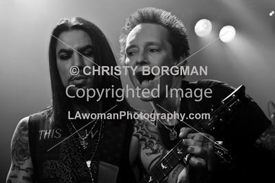 Dave Navarro & Billy Morrison
