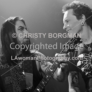 Dave Navarro & Billy Morrison