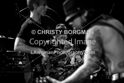 Chris Chaney, Matt Sorum & Dave Navarro