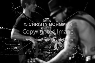 Chris Chaney, Matt Sorum & Dave Navarro