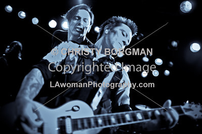 Donovan Leitch and Billy Morrison