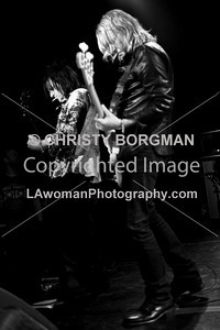 Steve Stevens and Chris Wyse