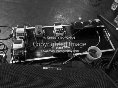 Dave Grohl's pedals