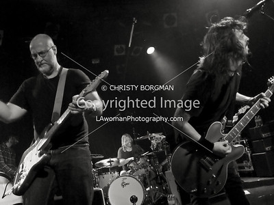 Bob Mould and Dave Grohl