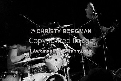Stephen Perkins and Peter Distefano
