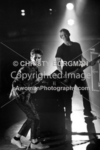 Perry Farrell and Chris Chaney