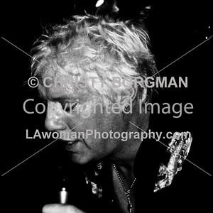 Jani Lane, House of Blues, West Hollywood, CA 8-28-09