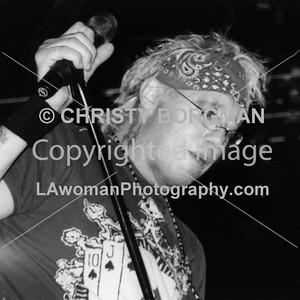 Jani Lane, Revolution, Fort Lauderdale, FL 7-13-06