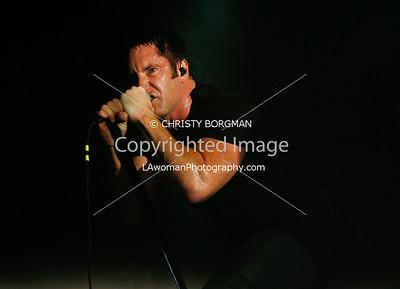 Trent Reznor, Lollapalooza 2008