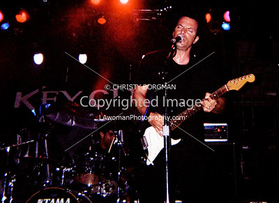 Peter on guitar, Carl on drums. Key Club West Hollywood, CA 9-29-06